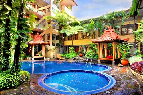 Hotel Hotel di Bandung Hotel di Bandung Voucher Hotel